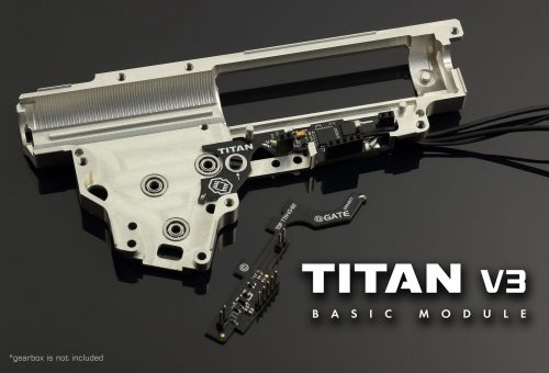 Gate TITAN V3 Basic Module only (v3 gearbox)
