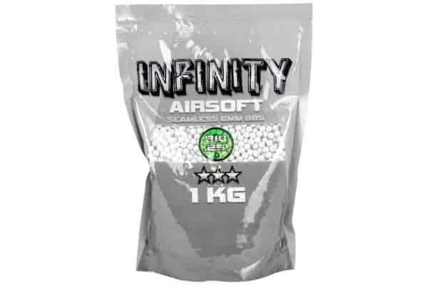 Valken Infinity 0.25g Biodegradable BBs (4000)
