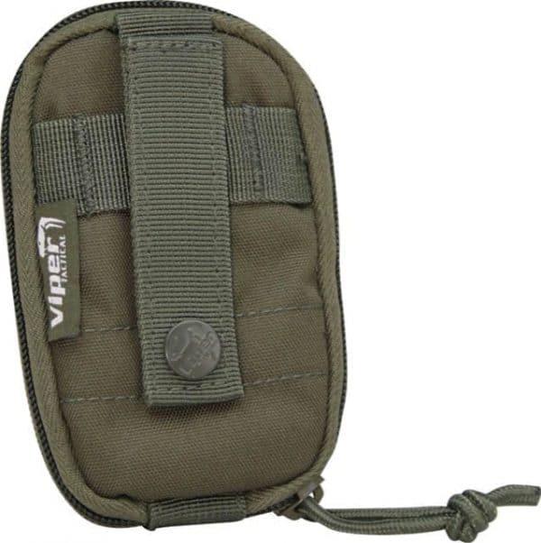 viper covert dump pouch green Viper Covert dump pouch (Green)