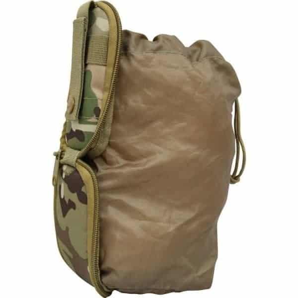 viper covert dump pouch open Viper Covert dump pouch (Green)