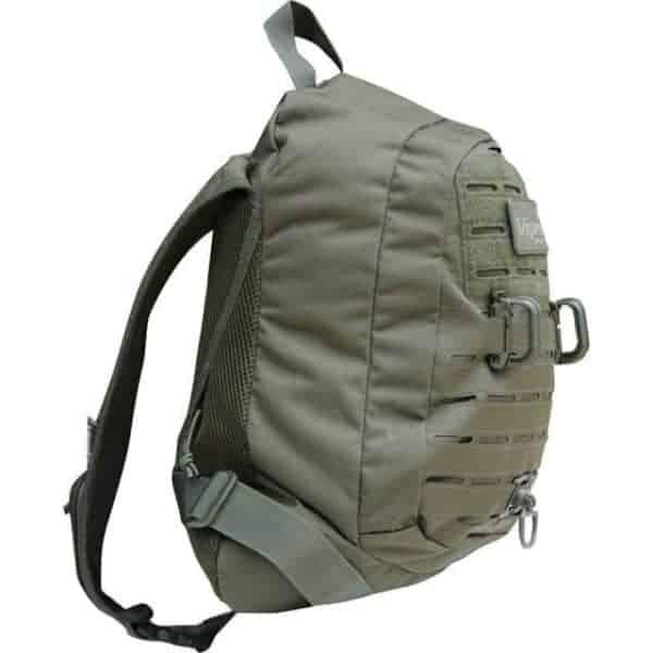 Viper Lazer cut side loader shoulder pack (Green)
