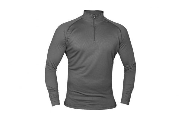 viper mesh tech long sleeve zip shirt titanium Viper Mesh-tech long sleeve zip shirt Titanium M