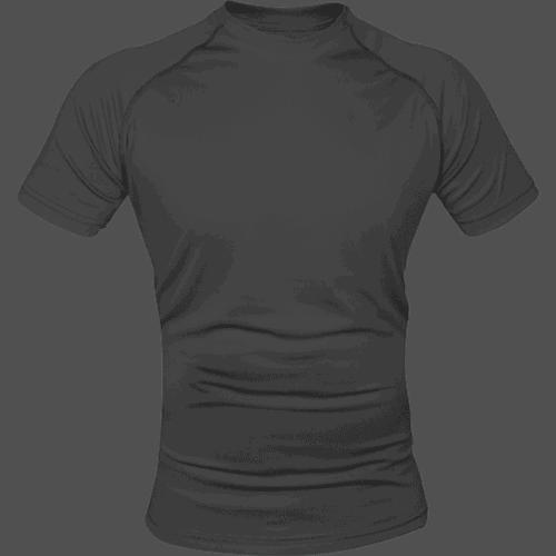 viper mesh tech tshirt titanium Viper Mesh-tech T-Shirt Titanium Medium