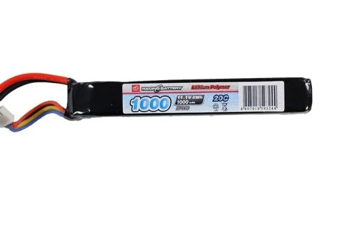 VP Power 11.1V 1000MAH 20C LiPo battery - Stick