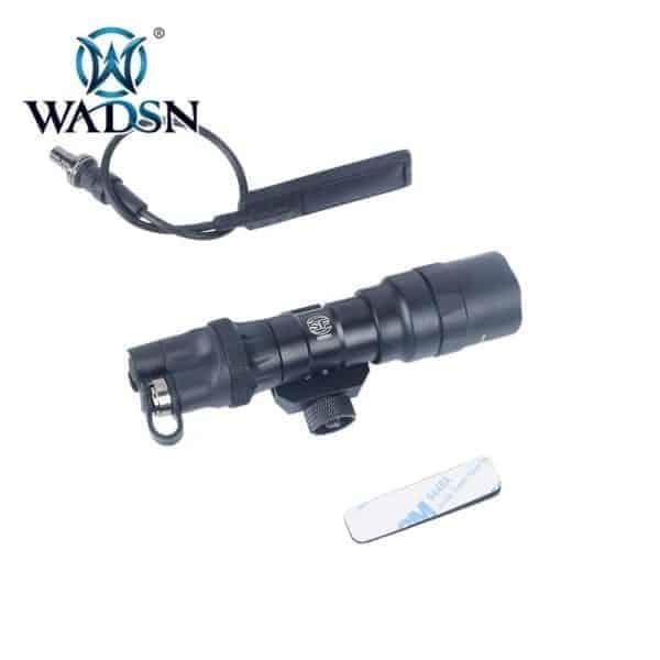 Wasdn M300DF with SL07 Flashlight Pressure Switch