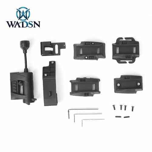Wadsn MPLS Personal Lighting system - Black