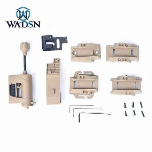 Wadsn MPLS Personal Lighting system - Dark Earth