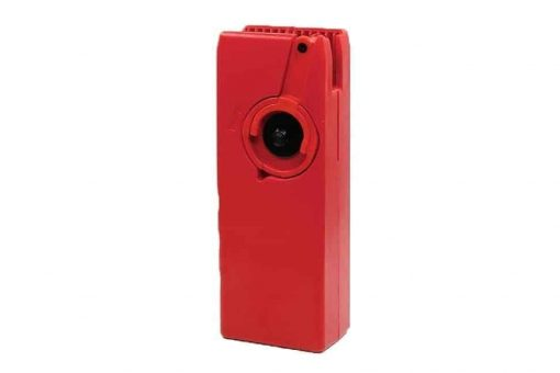WBD 1000 Round Winding Speedloader For M4 Magazines - Red