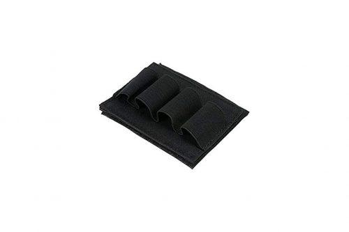 WBD 4 round shotgun shell holder (Black)