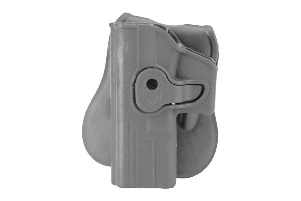 Glock 17/18 polymer holster Left Handed (Urban Grey)