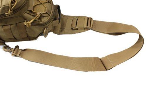 WBD Lightweight shoulder bag (Tan)