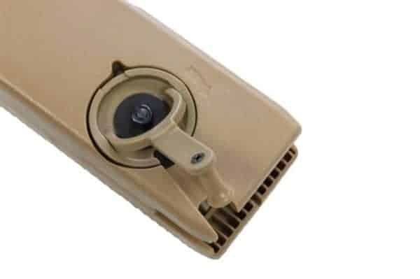 WBD 1500 rnd winding speedloader for M4 style mags Tan