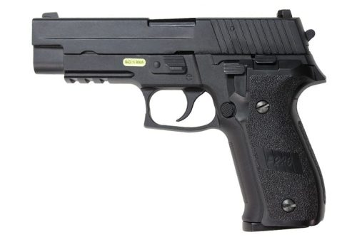 WE Sig F226 / P226 GBB with Rail