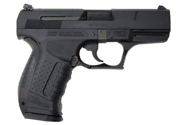 WE P99 'God Of War' GBB Airsoft Pistol