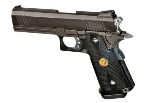 WE Hi-Capa 4.3 GBB Pistol (Black)