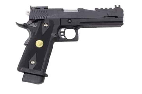 WE Hi-Capa 5.1 Dragon (Type B) Gas Blowback Pistol