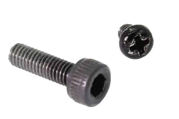 WE Hi Capa Replacment nozzle housing screw parts 16, 68