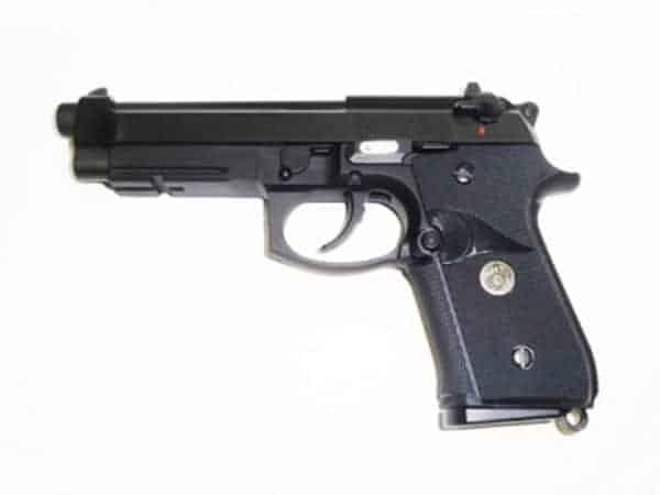 we m9a1 cqb master gbb pistol