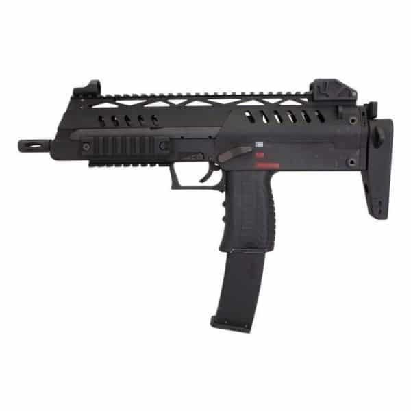 WE SMG8 Gas blowback submachine gun