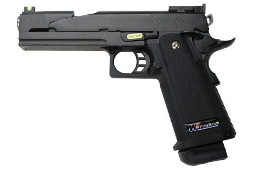 WE Hi-Capa 5.1 Dragon GBB Pistol Type A