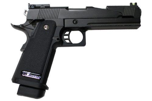 we tech hi capa dragon 5 1 type 2 WE Hi-Capa  5.1 Dragon GBB Pistol Type A