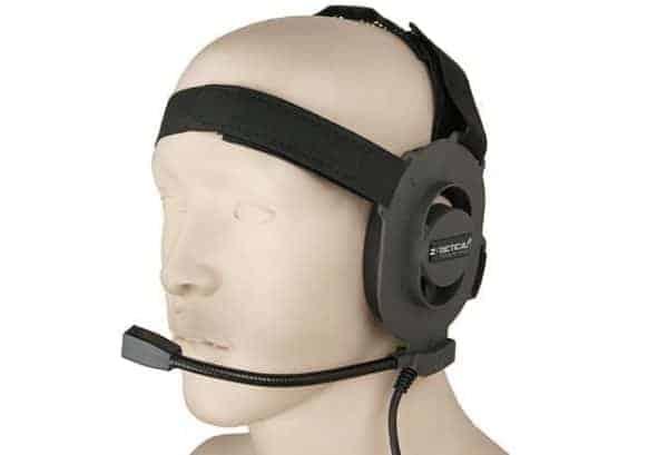 Z Tactical Bowman Elite II Tactical Headset Olive