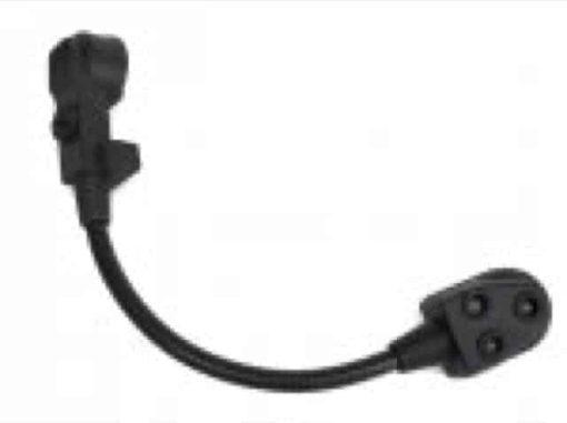 Z Tactical Light Microphone for Bowman Evo III Headset Black