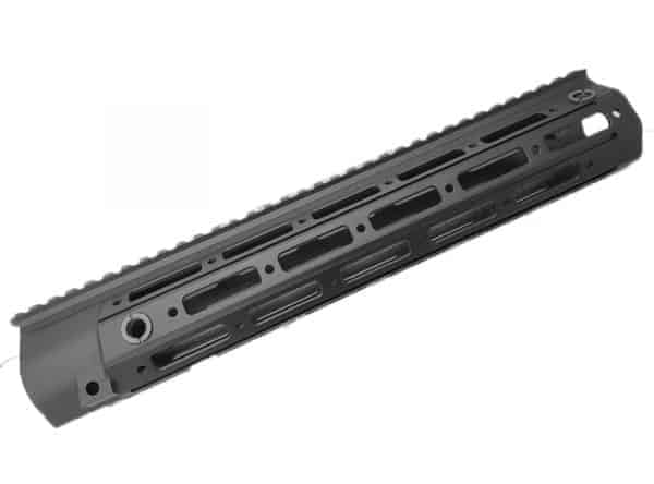 "ZCI CNC 416 NSHG Handguard 14.5"" - Black"