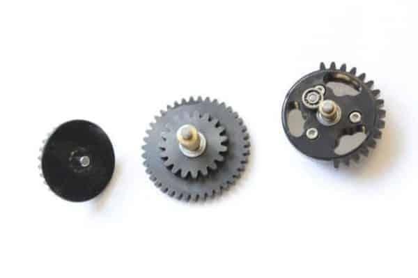 ZCI CNC gear set 14:1