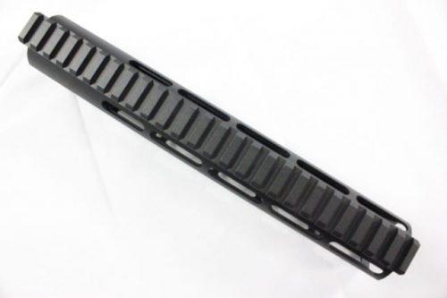 "ZCI KeyMod CNC Aluminium Handguard 10"""