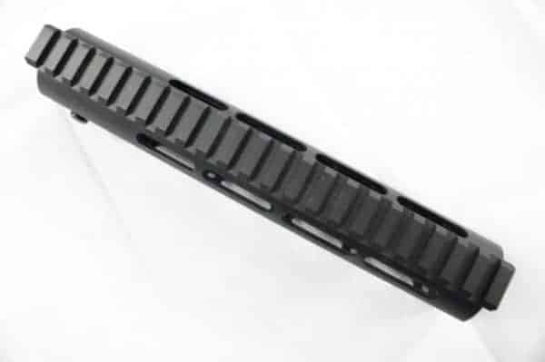 "zci key mod rail 9 inch 2 ZCI KeyMod CNC Aluminium Handguard 9"""