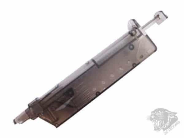 zci speed loader 9mm Pistol mag size Airsoft speed loader 90 round