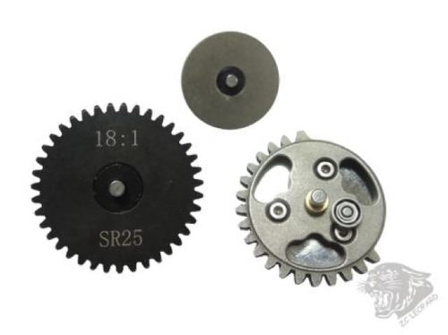 ZCI CNC gear set for sr25