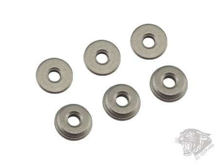ZCI 3x 7mm stainless steel airsoft gearbox bushings